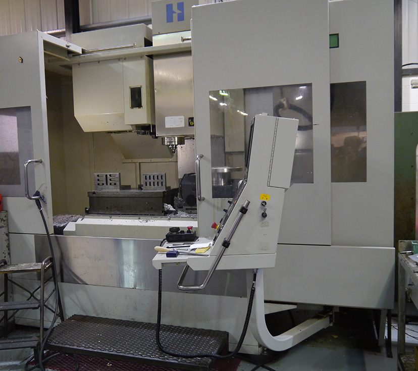 Hardinge Bridgeport VMC 1500XP3e
