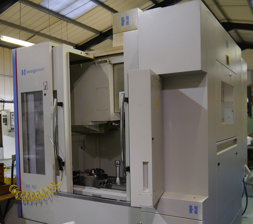 Hardinge Bridgeport XR760