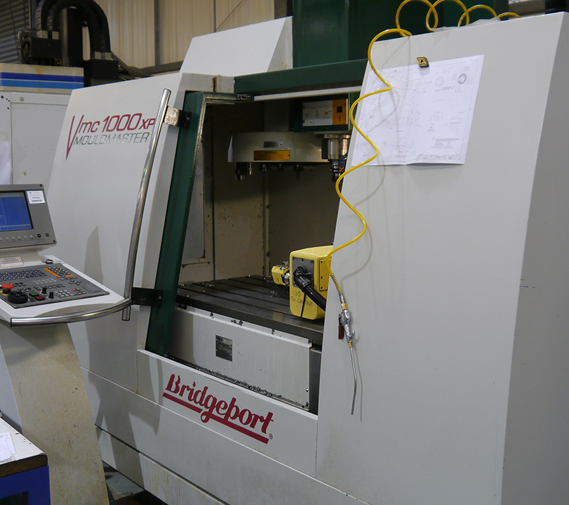 Bridgeport VMC 1000XP Mouldmaster