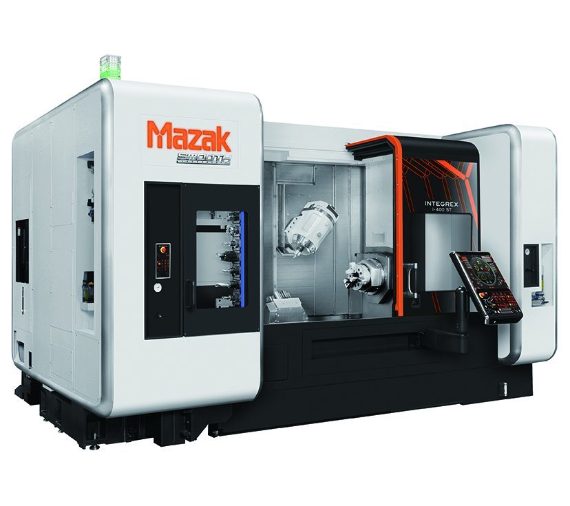 Mazak integrex i400 Smooth Control