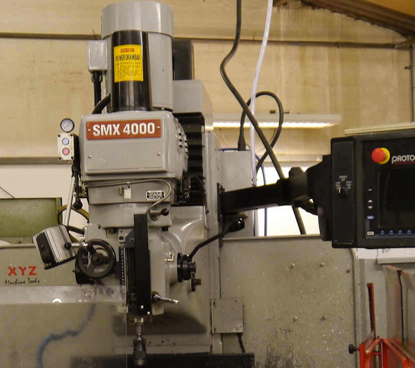 SMX 4000 Vertical Mill