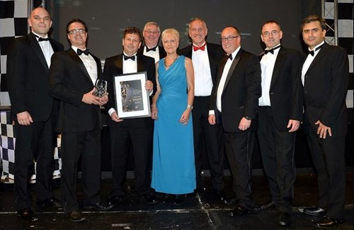 ... and the Winner of the Citizen & Gloucestershire Business of the Year Award 2013 is ...